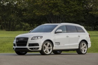 Audi SQ7 SUV Confirmed To Get Electric Turbocharger In 2016