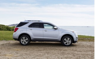 2015 Chevrolet Equinox Chevy Review Ratings Specs