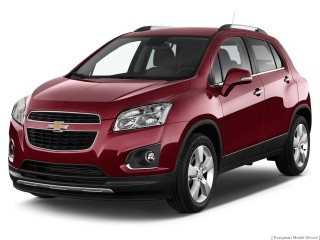 2015 Chevrolet Trax (Chevy) Review, Ratings, Specs, Prices ...