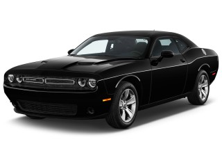 2015 Dodge Challenger Black