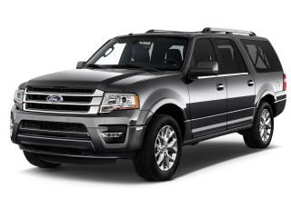 Image 2011 ford expedition 2wd 4 door limited front exterior view