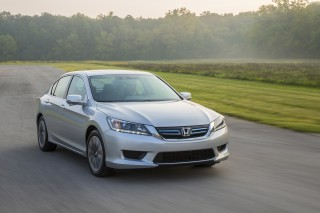 Honda Accord Hybrid: Supply Now Sufficient To Meet Demand