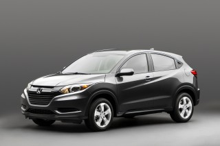 2015 Honda HR-V: First Details On New Compact Crossover
