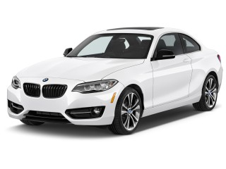 2016 Bmw 2 Series 2 Door Coupe 228i Rwd Sulev