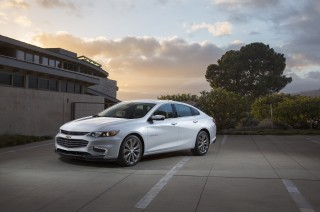 Chevrolet Malibu Hybrid: Volt's Sibling Without A Plug May Be First Of Several: UPDATED