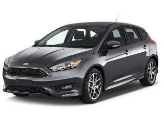 2016 Ford Focus 5-Door HB ST