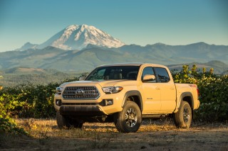 2016 Toyota Tacoma SR Price With Options: Build and Price this vehicle ...