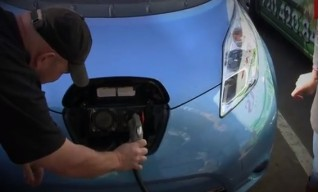 A Day In The Life Of A Nissan Leaf