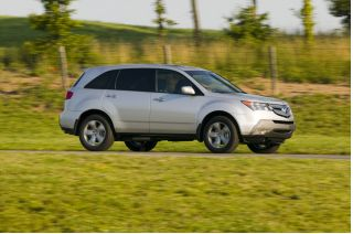 2009 Acura  on 2009 Acura Mdx 360 View   Motorauthority