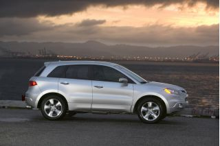 2009 Acura RDX Photo