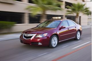 2009 Acura RL Photo