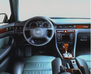 2003 Audi A6 Interior Images & Pictures - Becuo