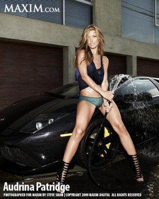 audrina patridge photo shoots