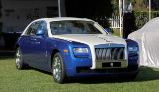 2013 Rolls-Royce Ghost Photo