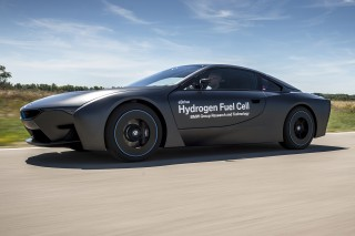 "BMW Hydrogen Fuel-Cell Prototypes Now Testing, Production ""Sometime After 2020"""