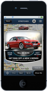 BMW Ultimate Drive app