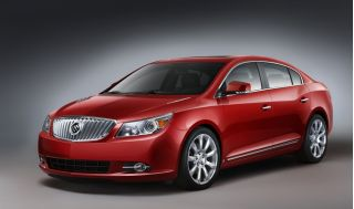 2010 Buick Lacrosse Photo