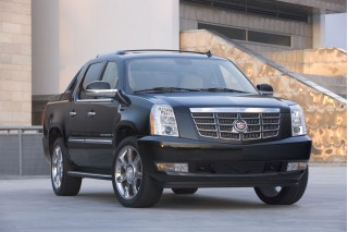 2010 Cadillac Escalade EXT Photo