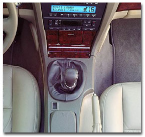 CD Radio shows up in some Fords in early 2001