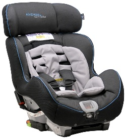 Convertible car seats - The First Years TrueFit Recline