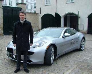2010 Fisker Karma Photo
