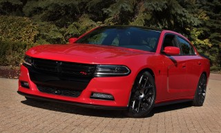 Dodge Charger R/T Concept, 2014 SEMA