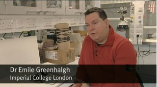 Dr. Emile Greenhalgh of the Imperial College, London