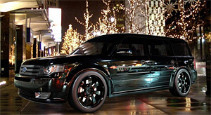 Ford Flex by Mobsteel