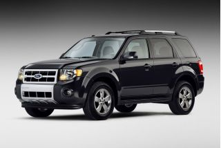 2009 Ford Escape Review Ratings Specs Prices And