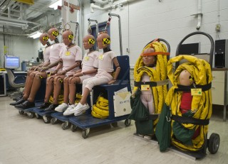 General Motors crash-test dummies