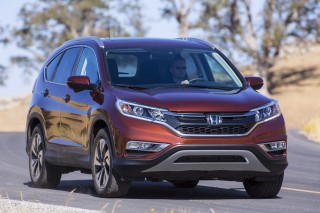 2015 Honda CR-V: New Engine, CVT For Higher Gas Mileage, New Features, Mild Restyle