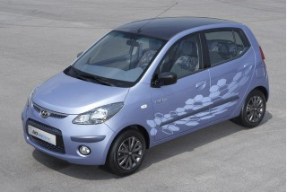 hyundai i10 electric vehicle 100228016 s Hyundai to Produce an Electric Car
