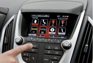 IntelliLink wireless vehicle connectivity