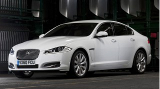 2012 Jaguar XF Photo