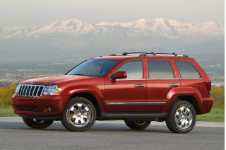 2010 Jeep Grand Cherokee Photo