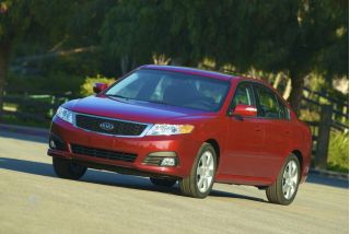 2009 Kia Optima Photo