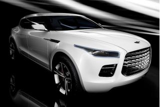 2012 Aston Martin Lagonda Preview