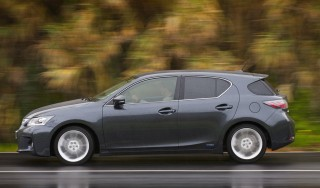 2012 Lexus CT 200h Photo