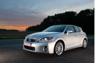 2013 Lexus CT 200h Photo