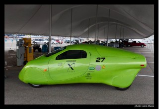 Li-Ion Motors Wave II, Progressive Automotive X-Prize winner.