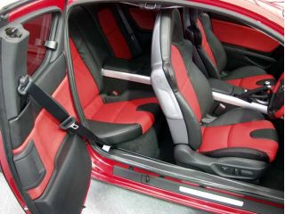 Mazda RX-8 Freestyle Doors
