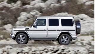 2013 Mercedes-Benz G Class Photo