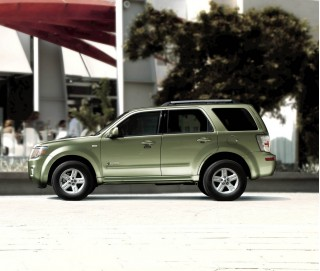 2009 Mercury Mariner Hybrid Photo