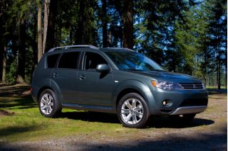 2009 Mitsubishi Outlander Photo