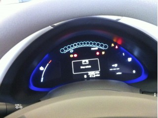 2011 Nissan Leaf Software Update