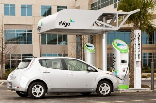 Charging At Work? Electric-Car Drivers Will Pay More Per kWh, Study Says