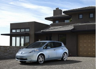 Nissan And Renault Together Pass 200,000 Electric-Car Sales