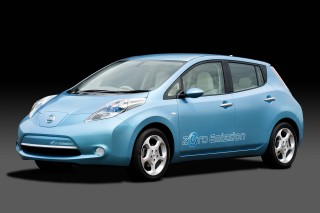 2011 Nissan Leaf Photo