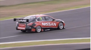 Nissan Goes Stock Car Racing, Australian Style: Video