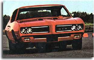 Hot rods and musclecars like the Pontiac GTO ruled Woodward in the 1960s.